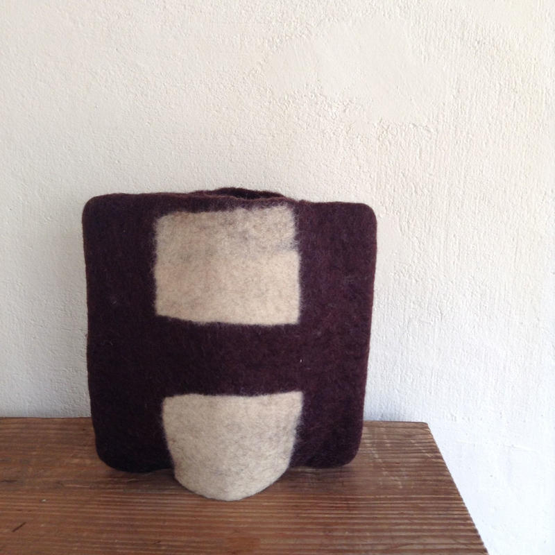 花瓶カバー「H」