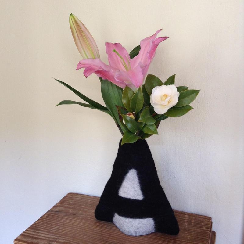 花瓶カバー「A」