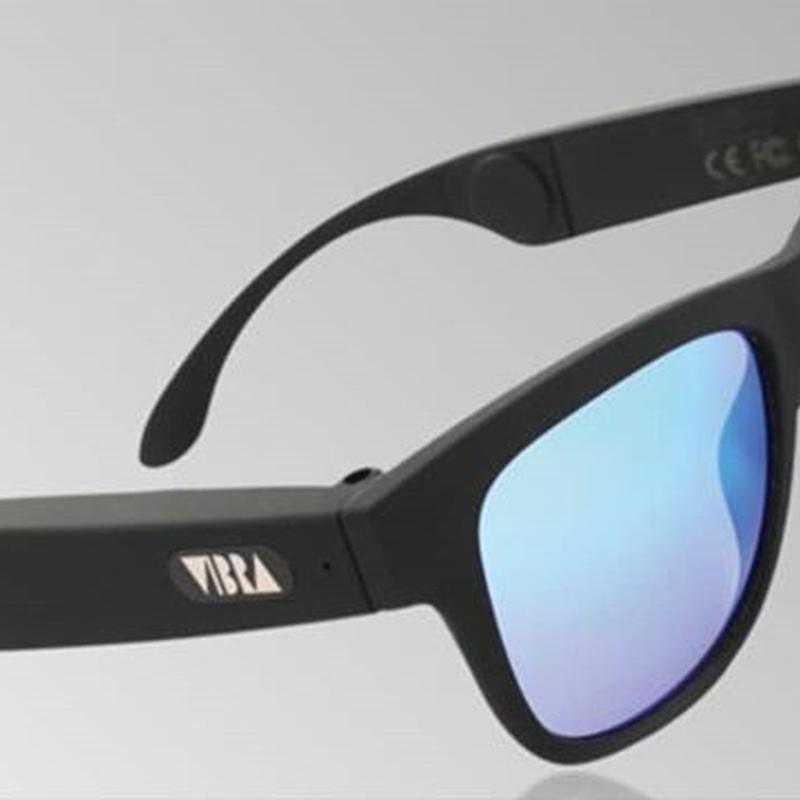 VIBRA  骨伝導  スピーカー内蔵 スマートサングラスグラス