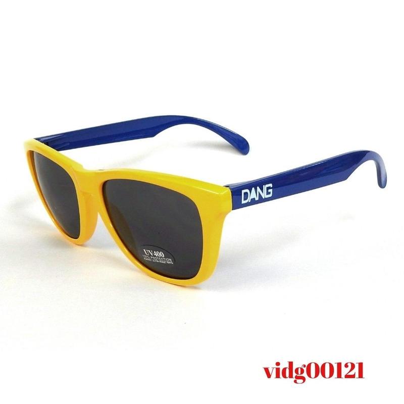 Dang Shades  SWITCH Yellow / Blue Gloss x Black