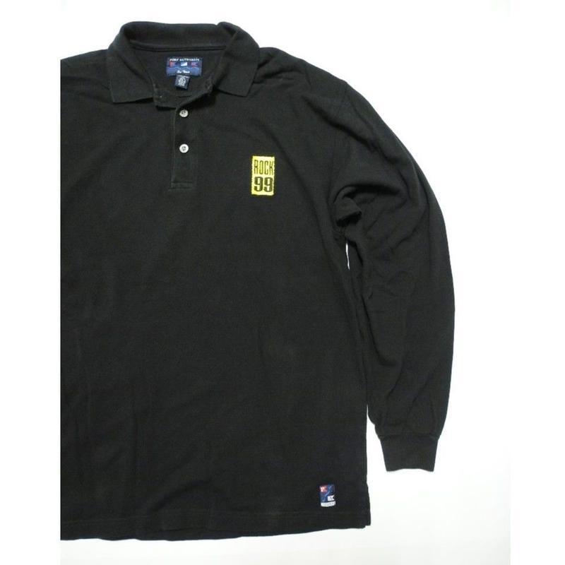 ROCK99 L/s POLO shirt  L