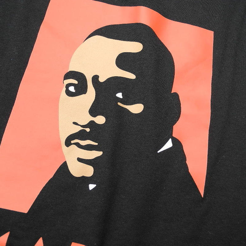 "MARTIN LUTHER KING JR. T-SHIRT XL ""DEAD STOCK"""