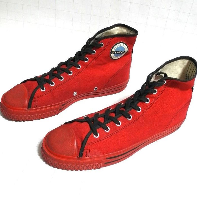 70s TUFFS VTG  sneakers US10.5 MADE IN USA
