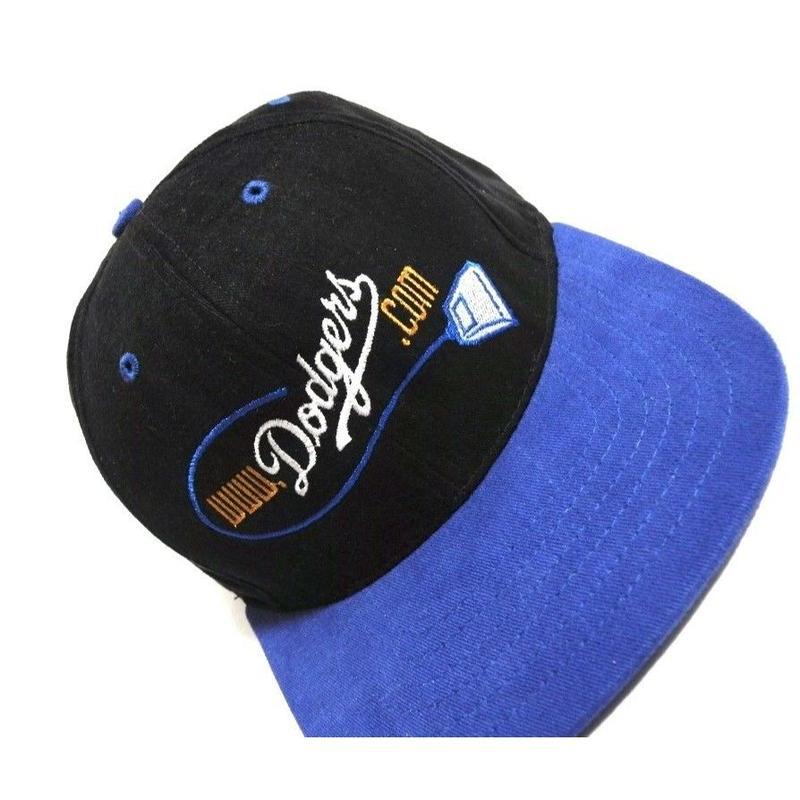 www.Dodgers.com CAP  MADE IN USA