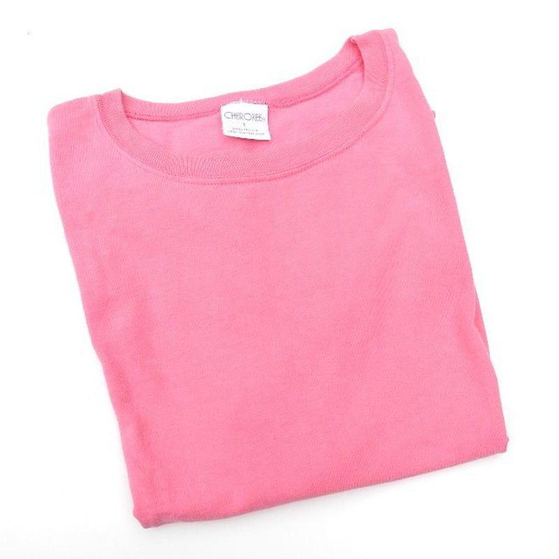 CHERIKEE pink! Tee  Size-L