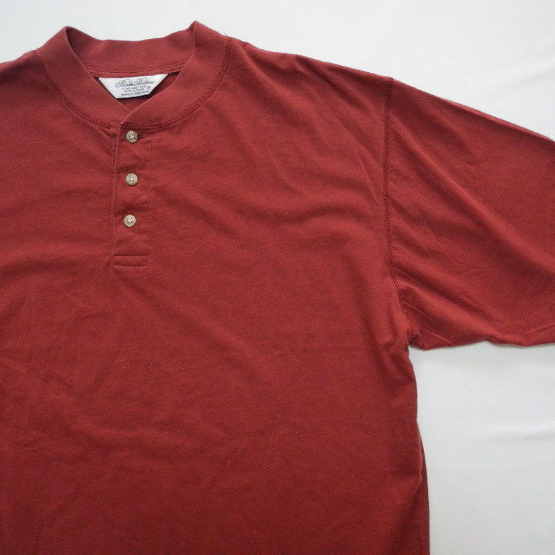 Brooks Brothers  Henley neck T-shirt M