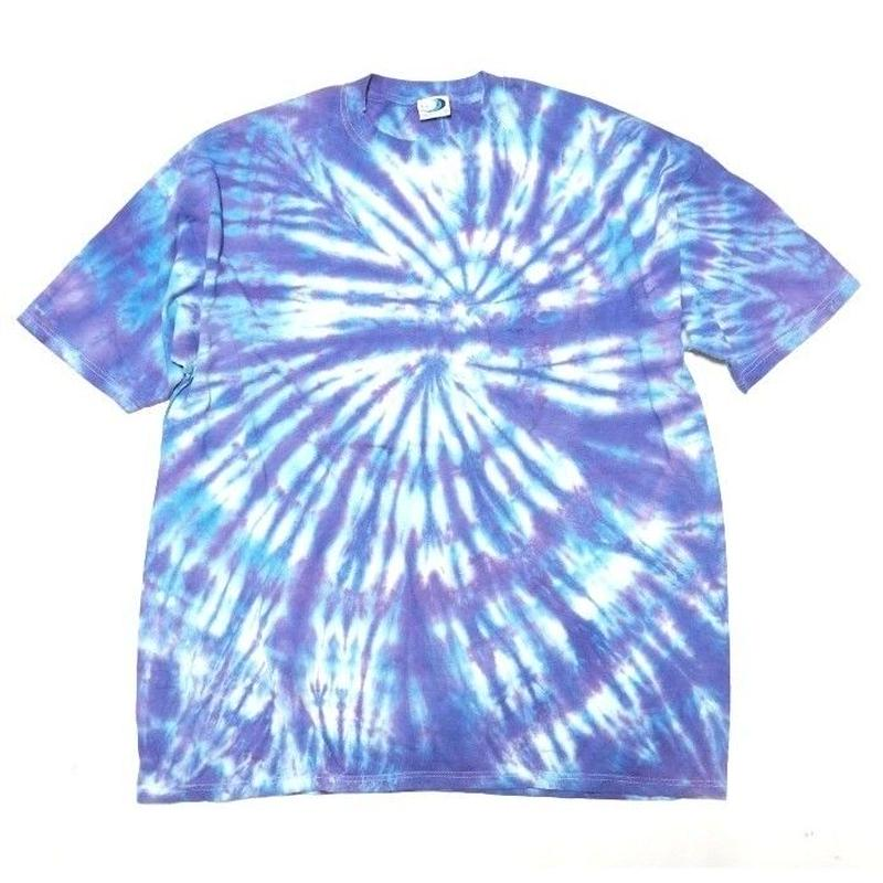 banzai Tie-Dye T-shirt XXXL Made in USA