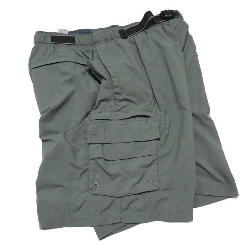 Columbia 100% NYLON Cargo Shorts SIZE-L