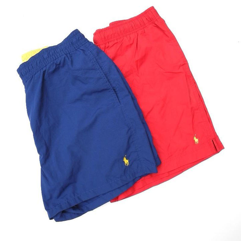 Blue-Polo ralph lauren shorts SIZE-M    Red-Polo Sport SIZE-M