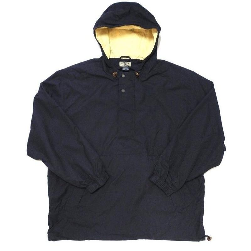 NEW  CUTTER & BUCK   NYLON PULL OVER JKT size XL