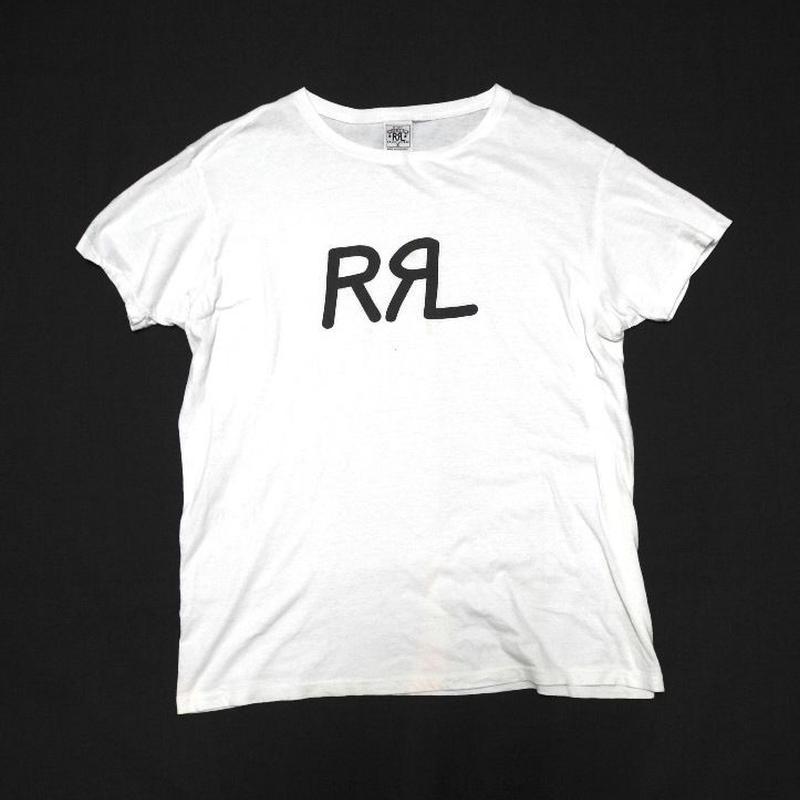 RRL LOGO T-shirt size-M
