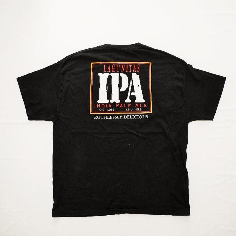 LAGUNITAS   IPA BEER  T-shirt  XL