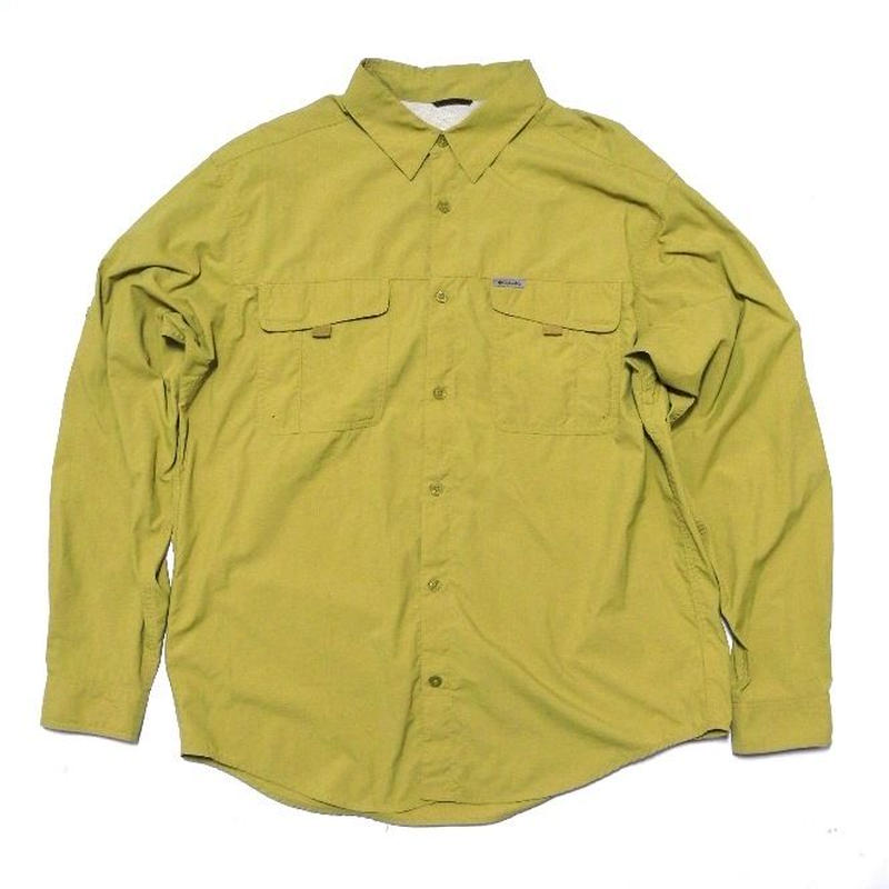 "Columbia ""TITANIUM"" Fishing shirt XL OMNI-DRY"
