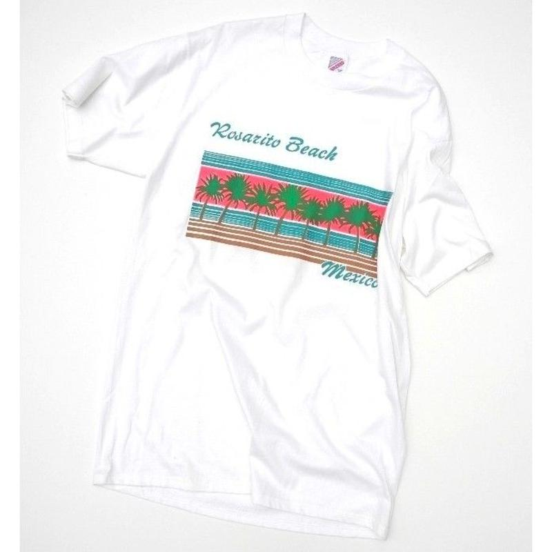 NEW mexico Rosarito Beach T-shirt L MADE IN USA