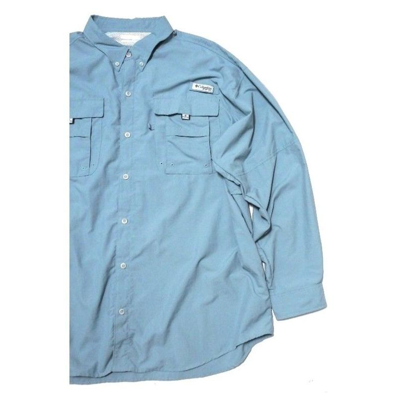 Columbia PFG Fishing shirt XXL OMNI-SHADE