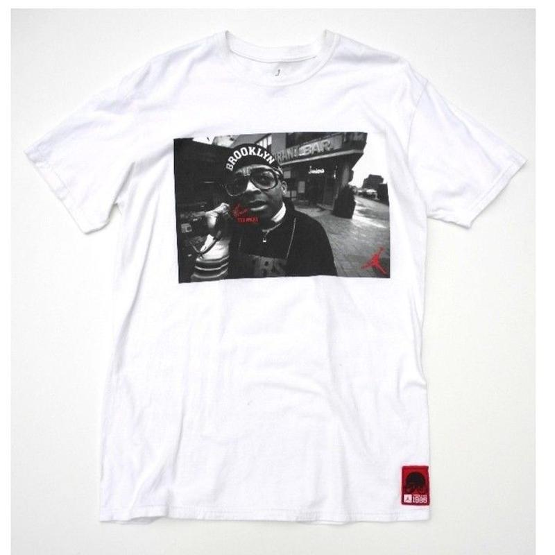 "Spike Lee ×JORDAN  ""MARS BLACKMON"" T-SHIRT SIZE-L"