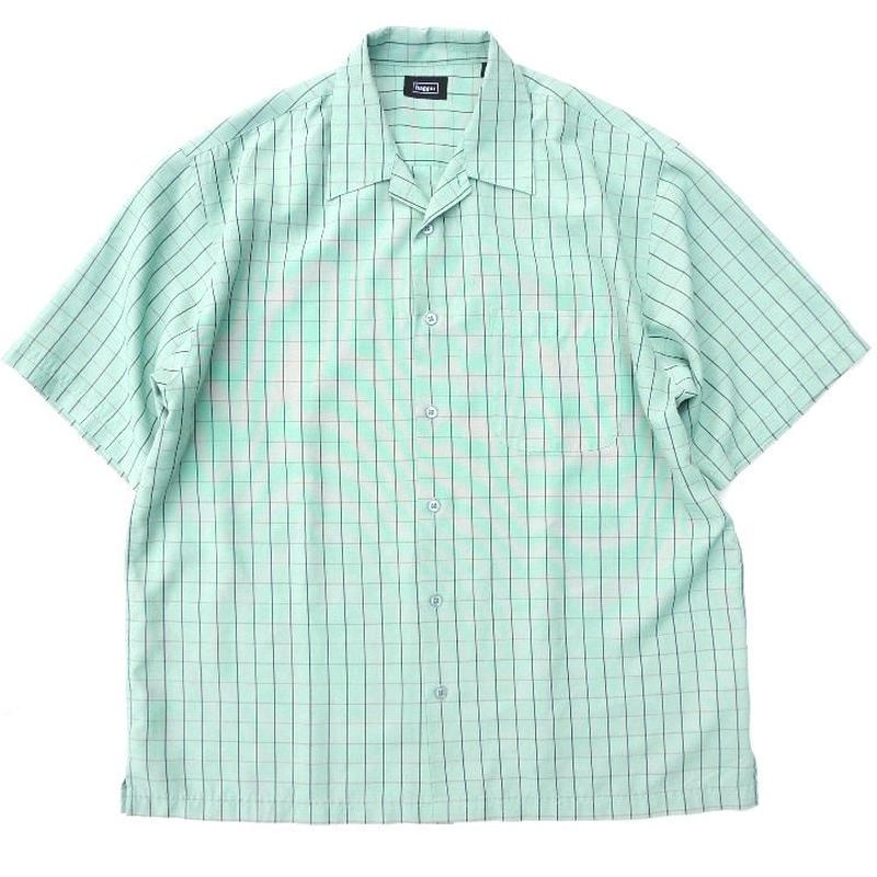 haggar open-color S/s Shirt Size-Large