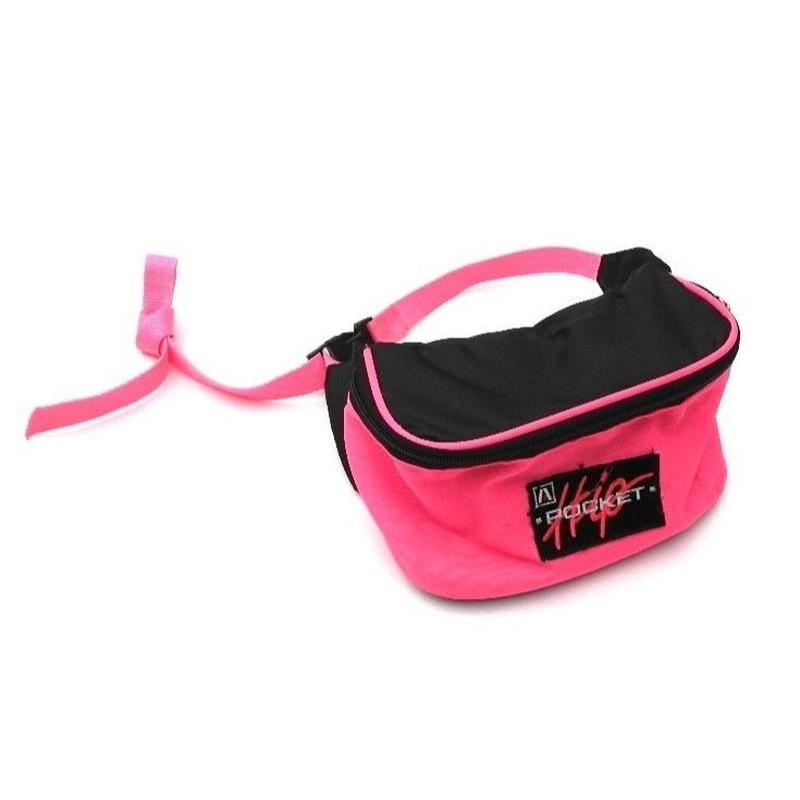 PINK HIP BAG  20×10cm