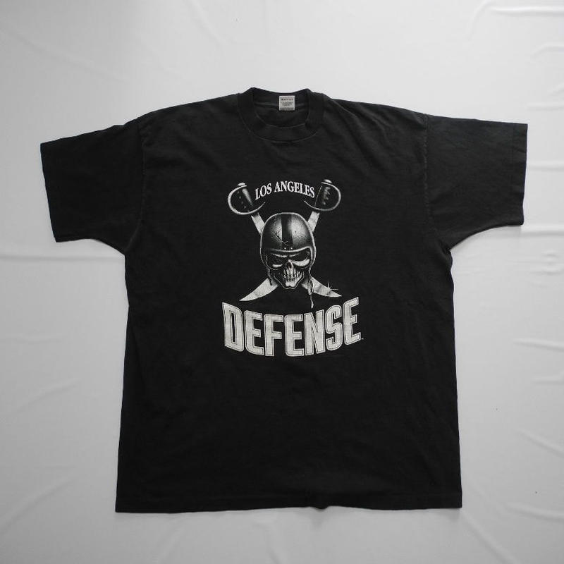 1993  LOS ANGELES  RAIDERS  XXL  MADE IN USA