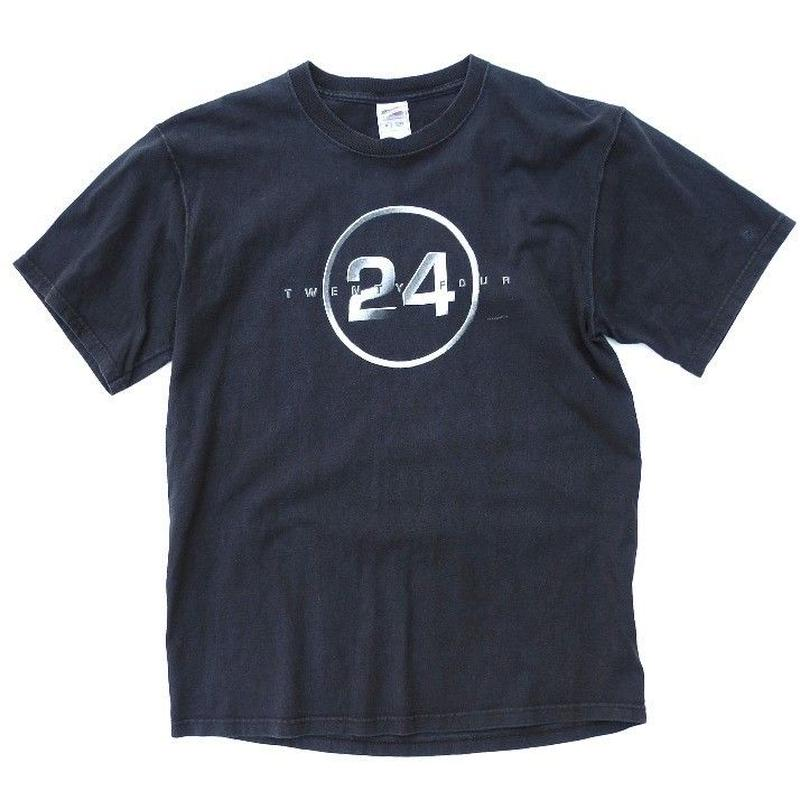 2004 TWENTY FOUR T-shirt SIZE-L