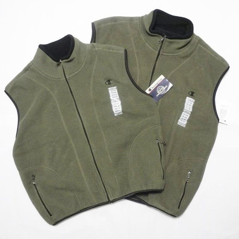 NEW Champion USA Fleece VEST  M or XXL