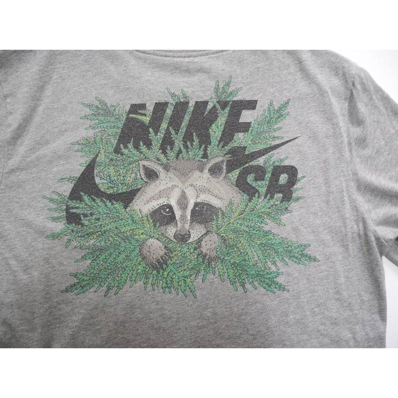NIKE SB Racoon T-shirt  L