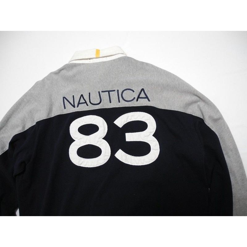 NAUTICA    Rugby Shirt   XL  NO.83