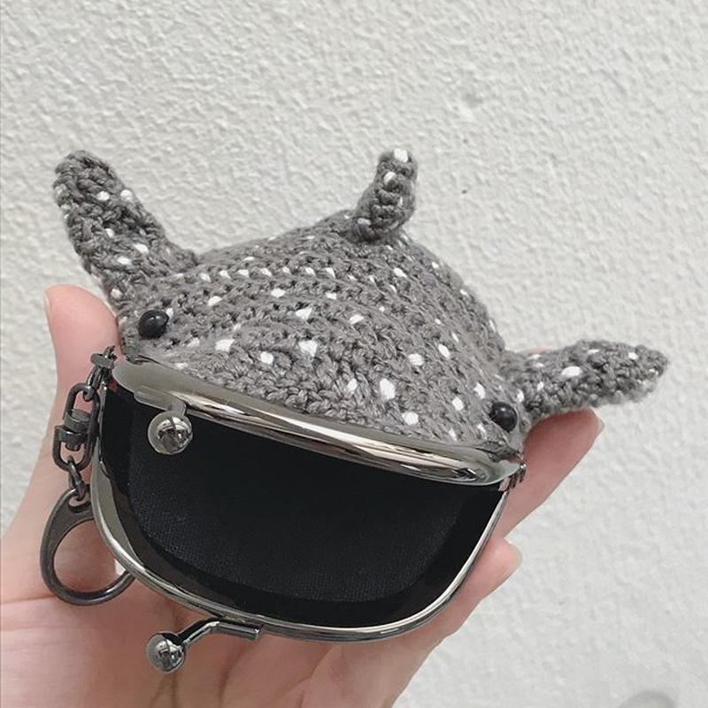 ジンベェザメ がま口財布