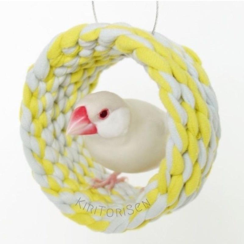 ホヨヨ ボール(M) yellow mix