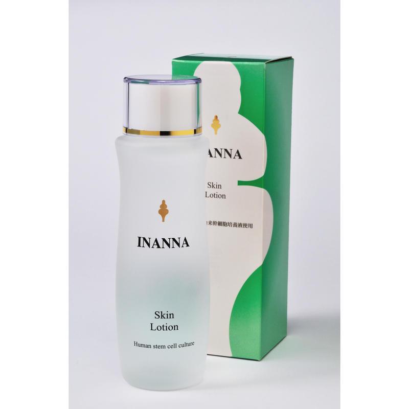 ヒト幹細胞培養液化粧品「INANNA」スキンローション