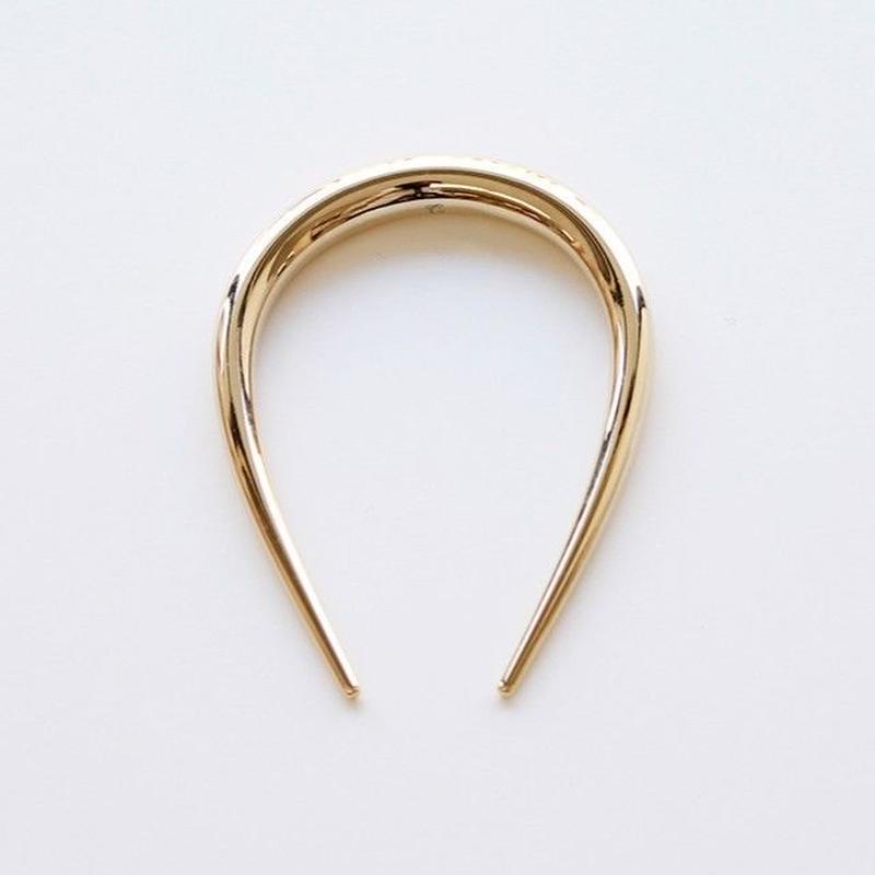 round comb / gold