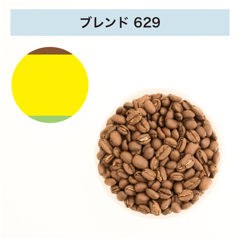 フィットするコーヒー No.629