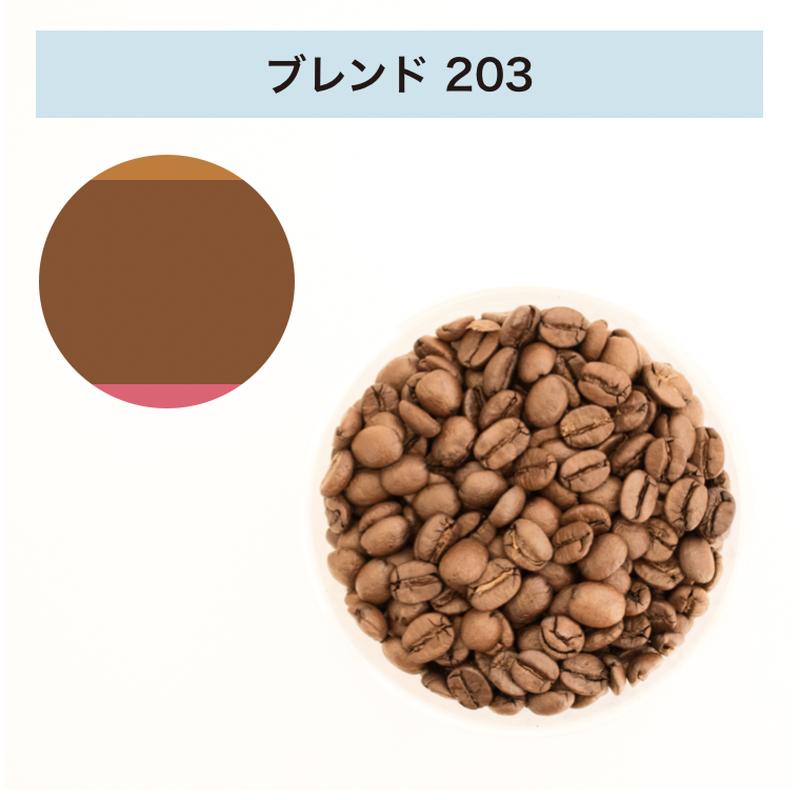 フィットするコーヒー No.203