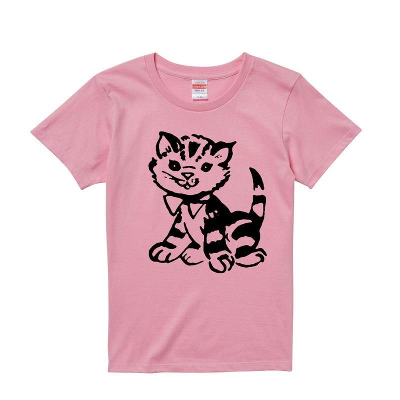 【KiTtee/キティー】5.6オンス Tシャツ/PK/LT-011