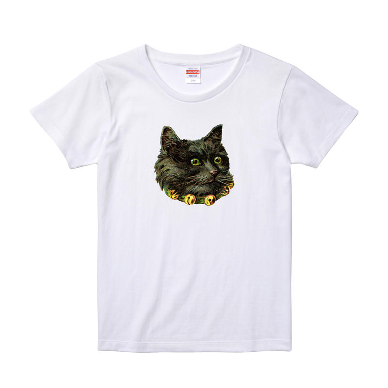 【Bell Cat/ベルキャット】5.6オンス Tシャツ/WH/LT-008