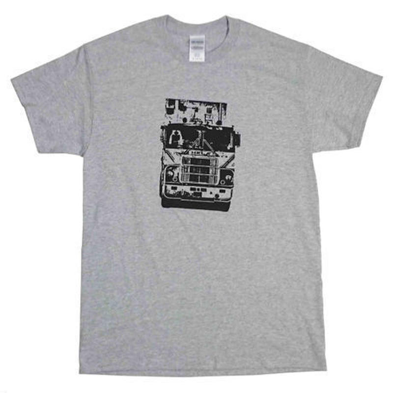 CONVOY Tee / Heather Gray