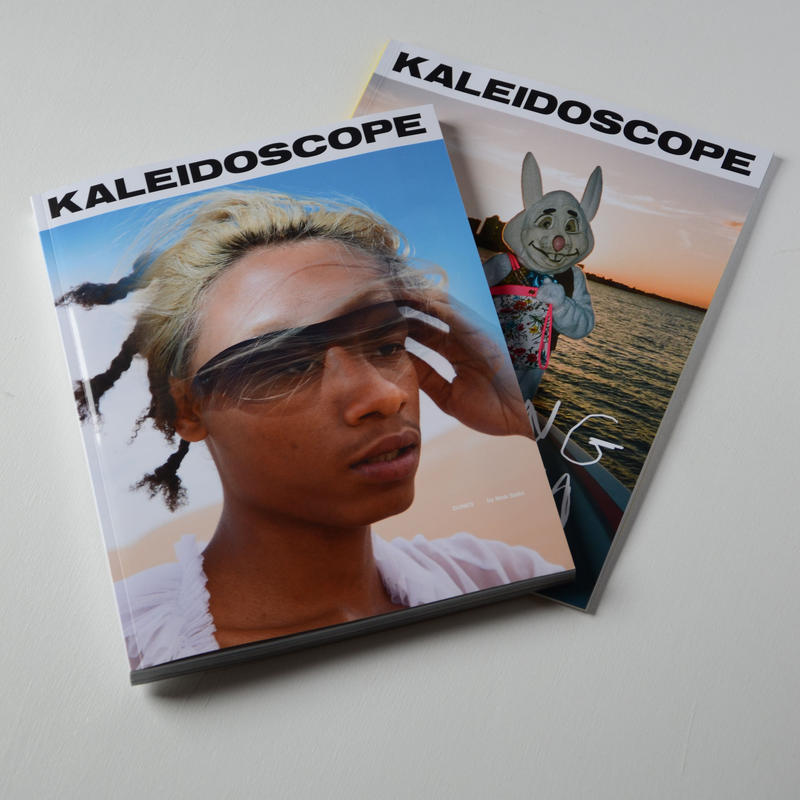 Kaleidoscope Magazine Issue 34 DUNES