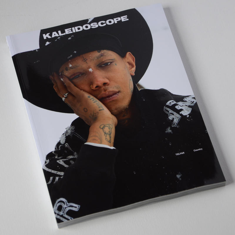 Kaleidoscope Magazine Issue 32 Telfar