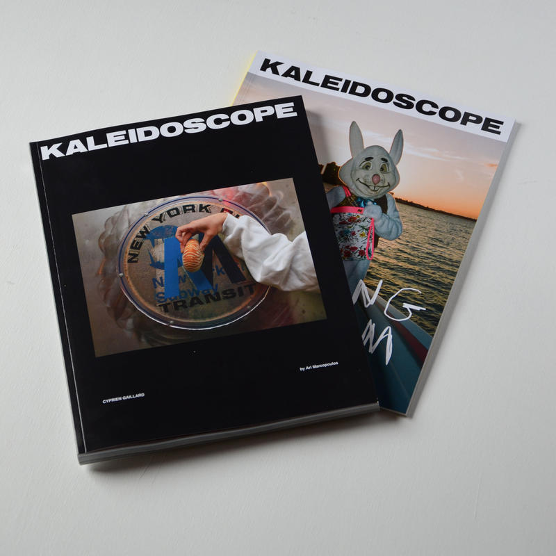 Kaleidoscope Magazine Issue 34 CYPRIEN GAILLARD