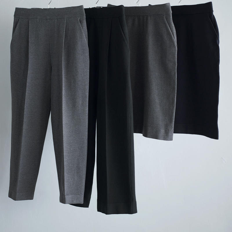 Tapered Pants (テーパードパンツ)