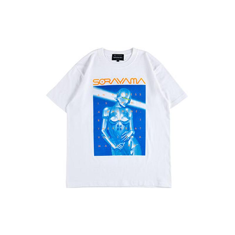 Sync. × HAJIME SORAYAMA / TEE SEXY ROBOT 01