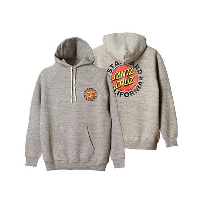 SANTA CRUZ × SD Pullover Hood Sweat