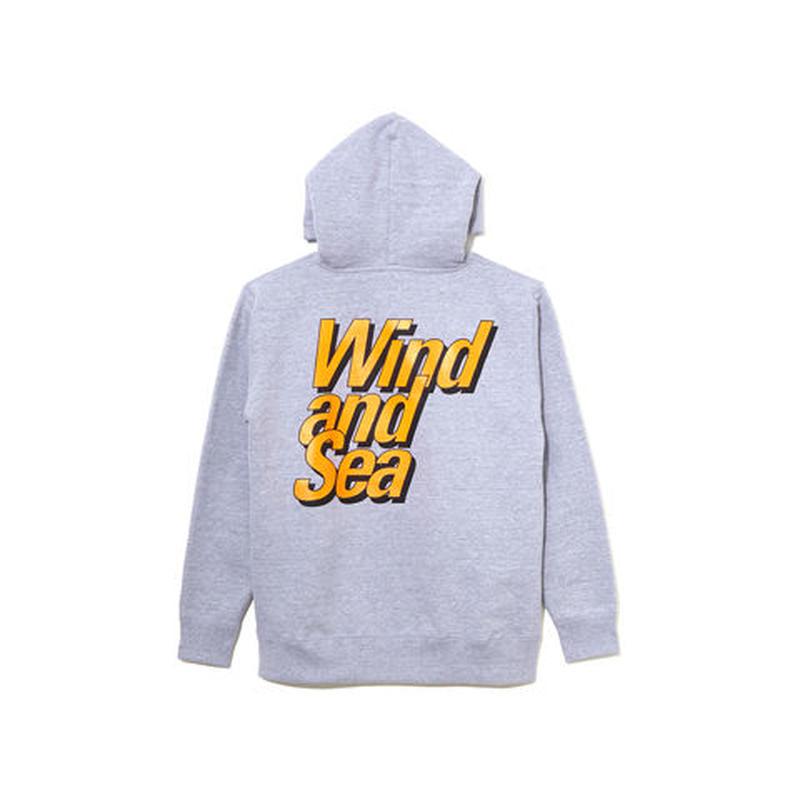 WIND AND SEA / PULLOVER SWEAT K (CS-106)