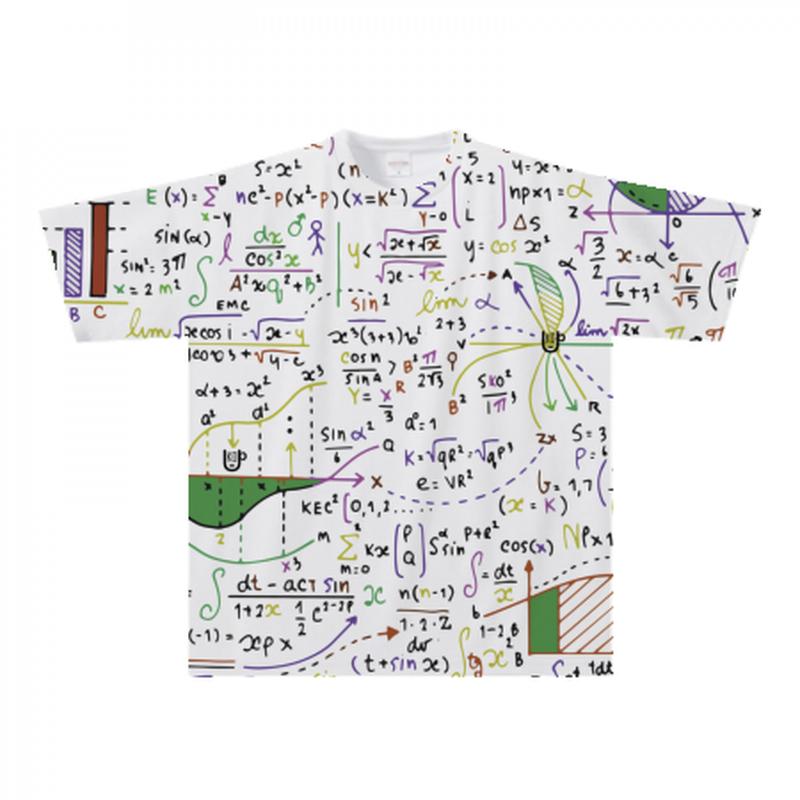 数学Tシャツ400b