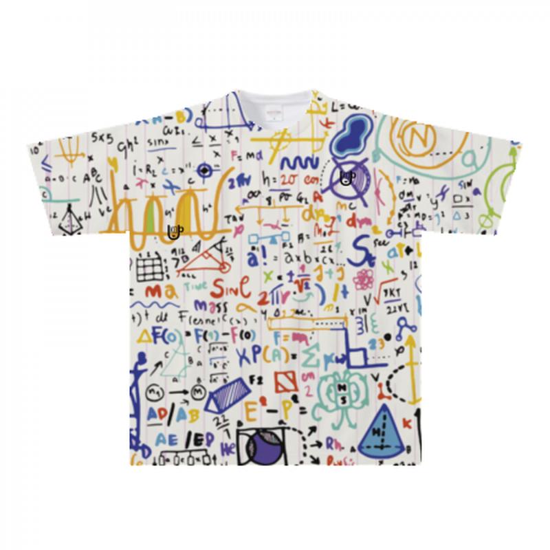 数学Tシャツ402