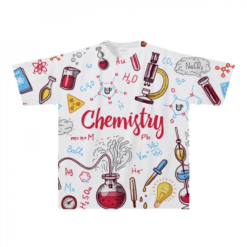 化学Tシャツ100a