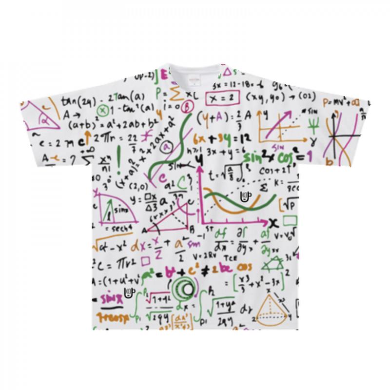 数学Tシャツ400c