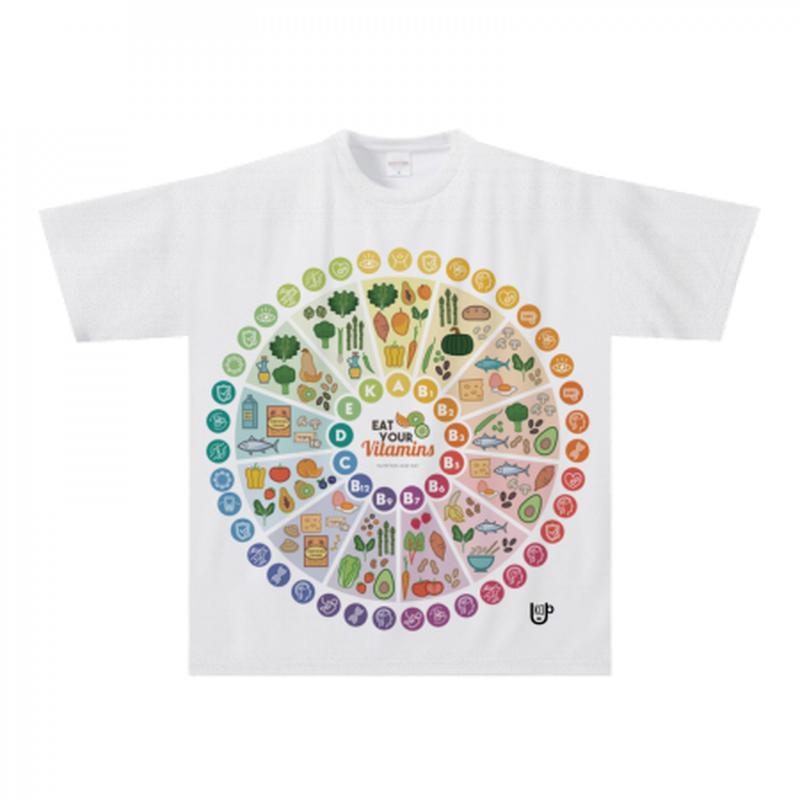 栄養Tシャツ602