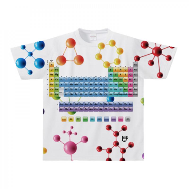 化学Tシャツ103