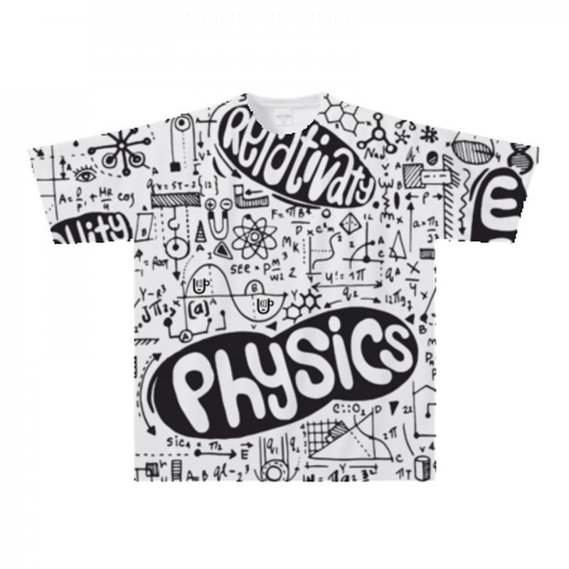 物理Tシャツ501
